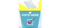 Cast your ballot